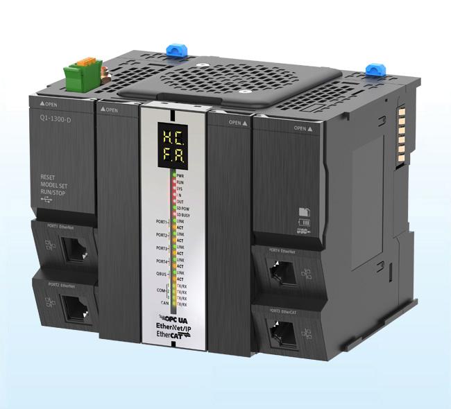 禾川运动控制器PAC