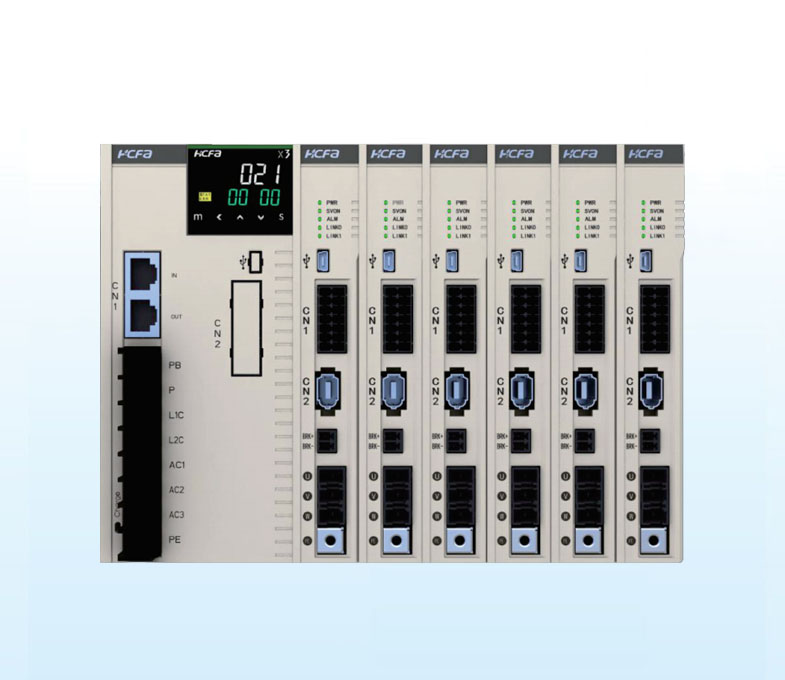 禾川伺服驱动器X3E一体机
