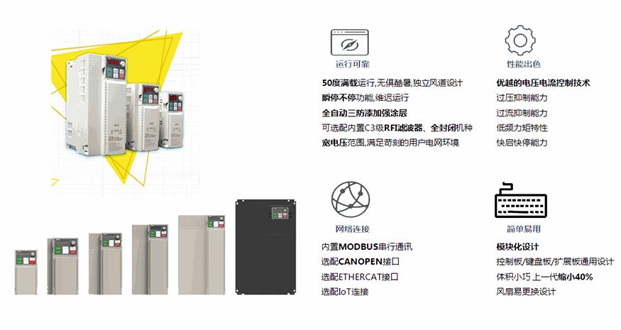 禾川变频器FR-E系列,禾川代理商-众合一自动化13316450013