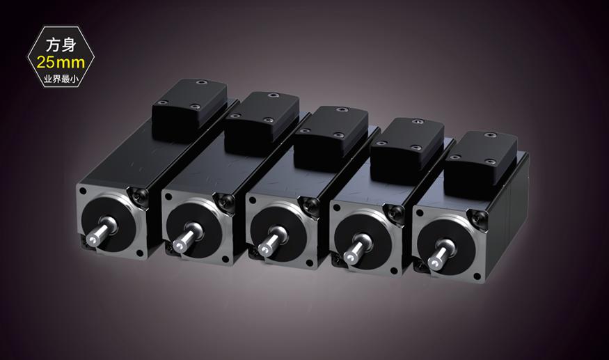 小型轻量化伺服电机,禾川伺服电机x6m系列